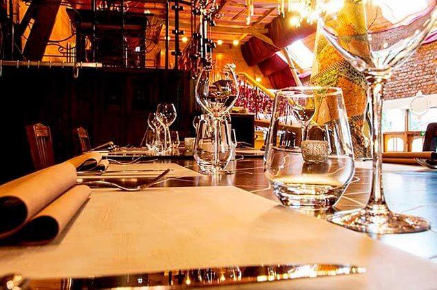 't Schitterend Ongeluk - Grill restaurant & Lounge bar